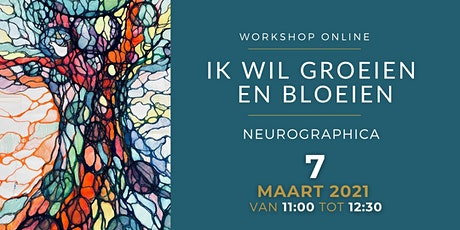 "Neurographica online workshop ""Ik wil groeien en bloeien"" (NeuroBoom) tickets"
