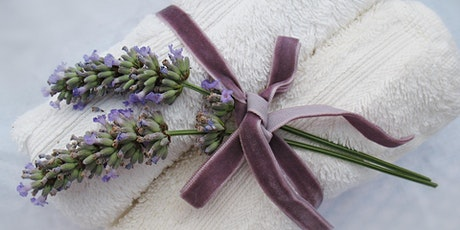 Aromatherapy for Beginners: Looking at Lavender tickets
