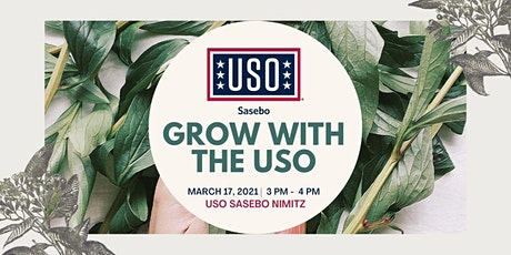 USO Sasebo Grow with the USO tickets
