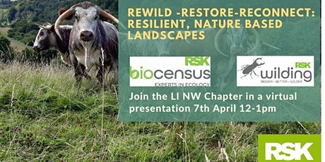 Rewild - Restore - Reconnect: Resilient, nature-based landscapes tickets