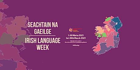 Seachtain na Gaeilge Biongó tickets