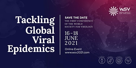 World Society of Virology: Tackling Global Viral Epidemics tickets