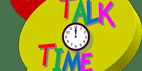 It's Talk Time 2021 tickets