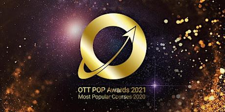 OTT POP Awards 2021 tickets