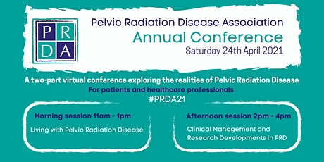 Pelvic Radiation Disease Association Annual Conference tickets