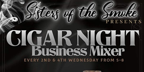 Cigar Night Business Mixer tickets
