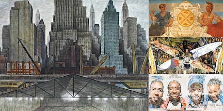 'The Great Murals of New York City' Webinar tickets