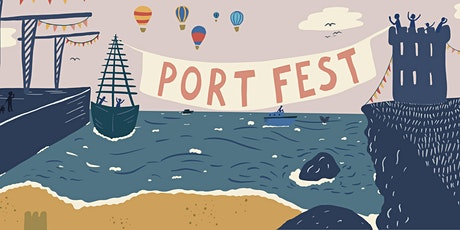 Dublin Port Fest 2021 tickets