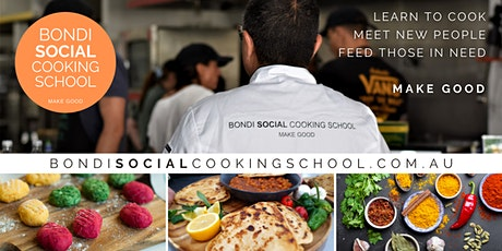 Cooking with a Conscience: Beginners Social Ethical Cooking Classes Sydney tickets