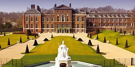Kensington Palace: A Royal Home with Siobhan Clarke via Zoom tickets
