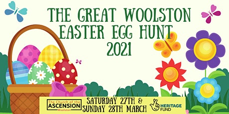 The great Woolston Easter Egg Hunt tickets