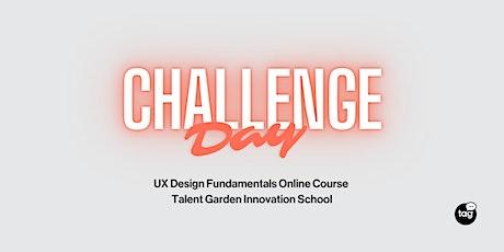 Challenge Day | UX Design Fundamentals tickets