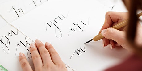 A Letter to Us - A Lettering Workshop | artseen tickets