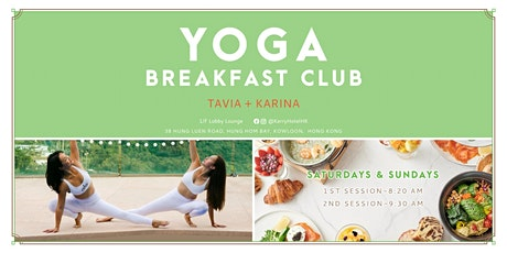 Yoga Breakfast Club at Kerry Hotel tickets