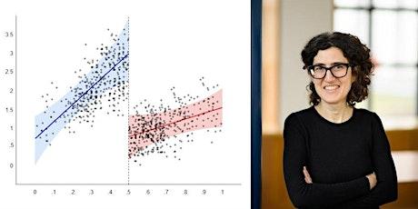 Regression Discontinuity Designs Masterclass with Professor Rocío Titiunik tickets