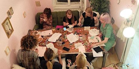 Online Illustrative Hand Embroidery Workshop tickets