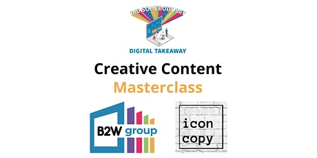 Creative Copywriting Masterclass tickets