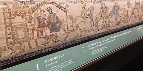1066 & All That: An Historic Virtual Tour of the Bayeux Tapestry tickets