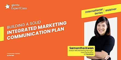 GEC International - Building Solid Integrated Marketing Communication Plan tickets