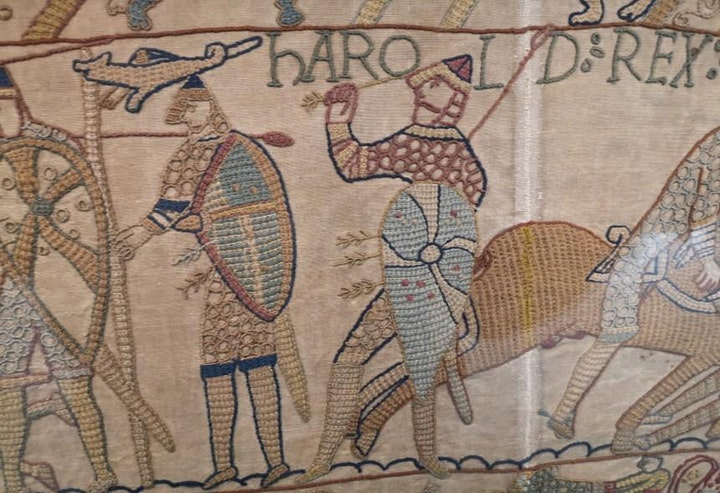 1066 & All That: An Historic Virtual Tour of the Bayeux Tapestry image