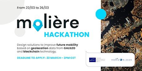Molière - Hackathon tickets