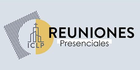 Reuniones Presenciales | ICLP entradas