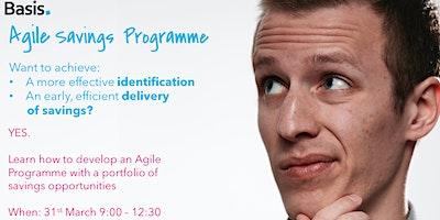 Agile Savings Programme for Public Services (online training event)