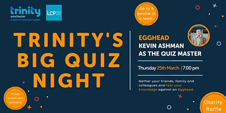 Trinity's Big Quiz Night tickets