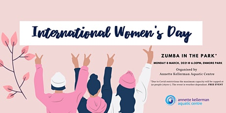 International Women's Day Free Zumba in the Park tickets