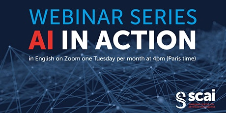 "Webinar series ""AI in action"" tickets"