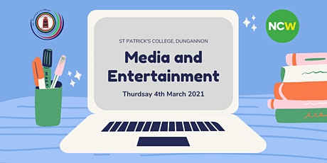 Media and Entertainment - National Careers Week tickets