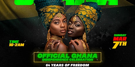 Ghana Independence Party tickets
