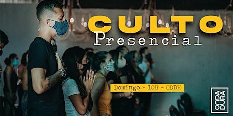 Culto Presencial - Domingo ingressos