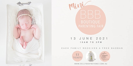 Mini BBB Boutique Fair Winter Edition 2021 tickets