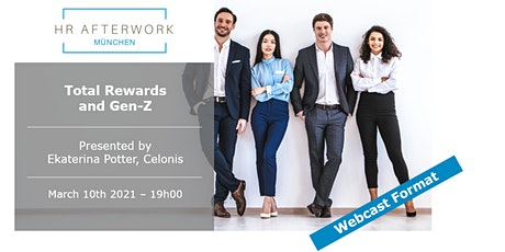 Munich HR AfterWork – Total Rewards and Gen-Z tickets