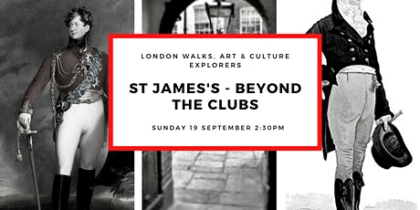 St. James's – beyond the clubs tickets