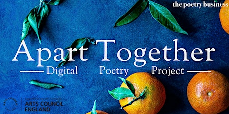 Apart Together: Saturday Poetry Workshop with Liz Berry & Niall Campbell tickets