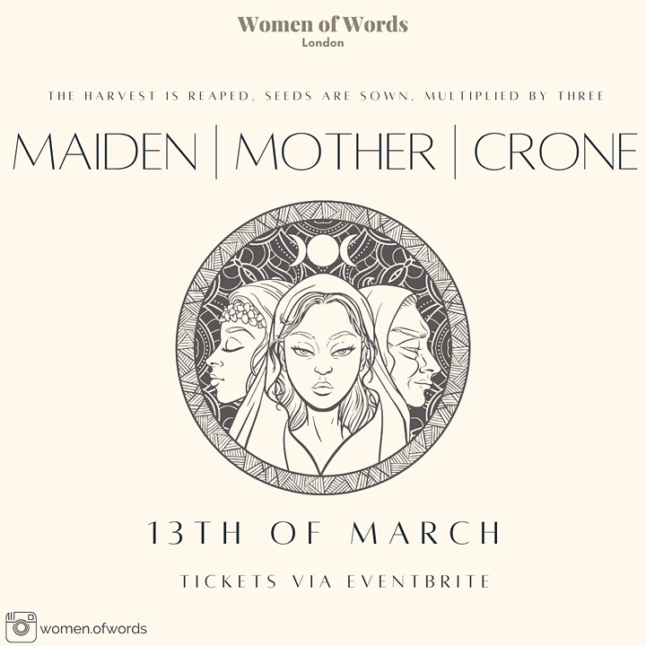 Maiden | Mother | Crone image