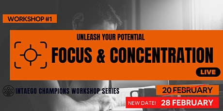 Focus & Concentration Mini-Workshop tickets