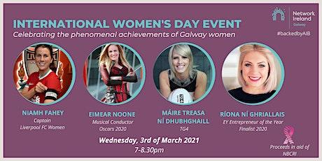 Network Galway: International Women's Day Event tickets