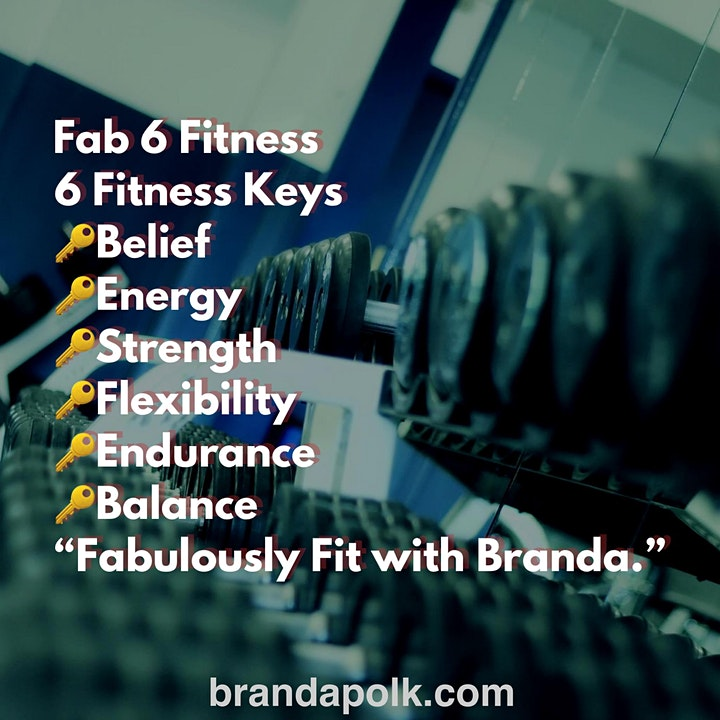 Fitness Friday with Personal Trainer, Branda Polk! image