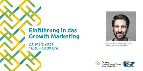 Einführung in das Growth Marketing Tickets