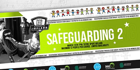 Safeguarding 2 Sport Ireland Certification 12th March 2021 tickets