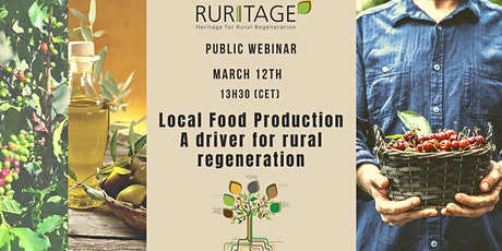 Local Food Production. A driver for Rural Regeneration tickets