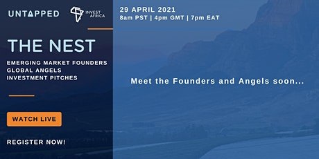 The Nest featuring South African Startups Going Global tickets