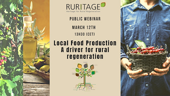 Local Food Production. A driver for Rural Regeneration image