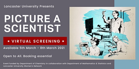 Picture a Scientist- Lancaster University Screening tickets