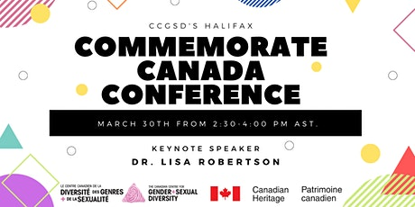 Commemorate Canada Conference - Halifax, NS tickets