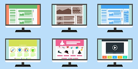 Web Design : Plan and Begin Free Website Creation  (repeat) tickets