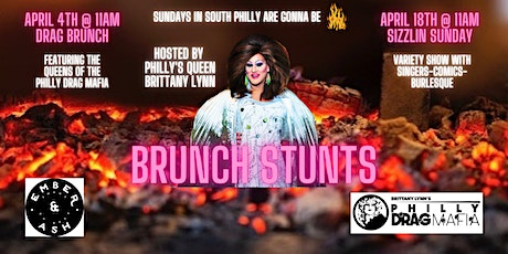 Drag Brunch at Ember and Ash tickets